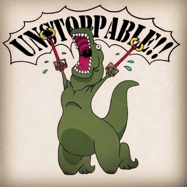 Trex_unstoppable